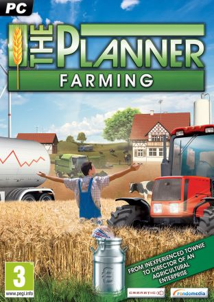 The Planner - Farming - wersja cyfrowa