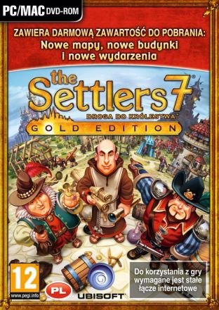 The Settlers 7: Gold Edition - wersja cyfrowa