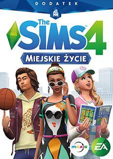The Sims 4: Miejskie życie - wersja cyfrowa