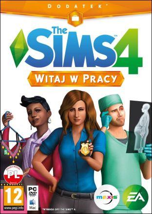 Sims 4 Witaj w Pracy