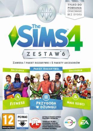 The Sims 4 Zestaw 6 - wersja cyfrowa