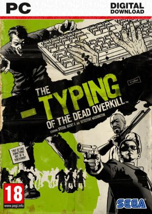 The Typing of The Dead: Overkill - wersja cyfrowa
