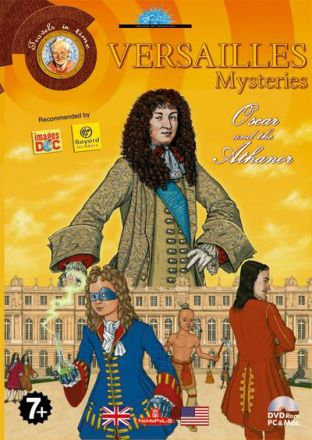 Versailles Mysteries: Oscar and the Athanor - wersja cyfrowa