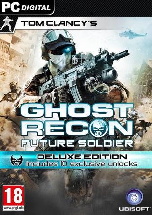 Tom Clancy's Ghost Recon Future Soldier Digital Deluxe Edition - wersja cyfrowa