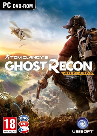 Tom Clancys Ghost Recon Wildlands - wersja cyfrowa