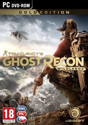 Tom Clancys Ghost Recon Wildlands - Gold Edition - wersja cyfrowa