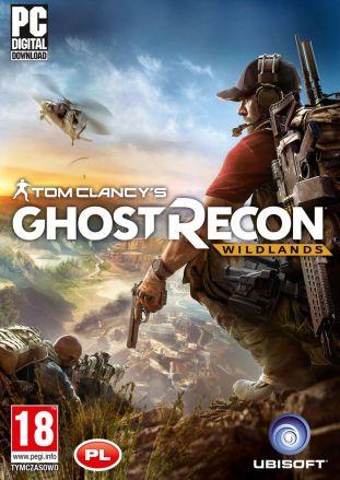 Tom Clancys Ghost Recon Wildlands - Deluxe Edition - wersja cyfrowa
