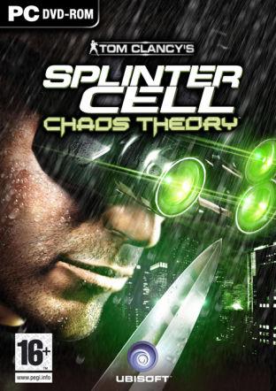 Tom Clancy's Splinter Cell Chaos Theory - wersja cyfrowa