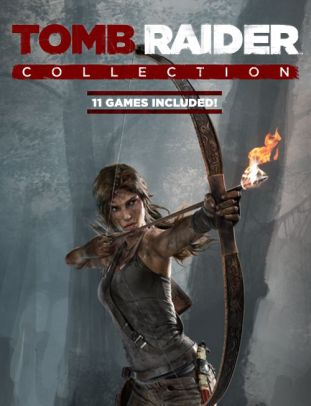 Tomb Raider Collection - wersja cyfrowa