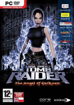 Tomb Raider: Angel of Darkness - wersja cyfrowa