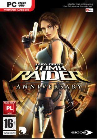 Tomb Raider: Anniversary - wersja cyfrowa