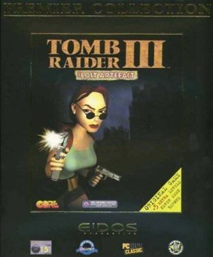 Tomb Raider II + The Golden Mask - wersja cyfrowa