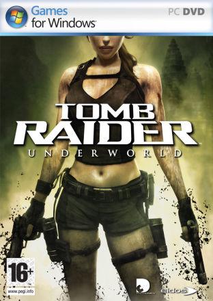 Tomb Raider: Underworld - wersja cyfrowa