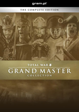 Total War Grand Master Collection - wersja cyfrowa