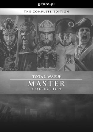 Total War Master Collection - wersja cyfrowa