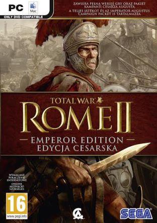 Total War: Rome II - Emperor Edition - wersja cyfrowa PC/MAC