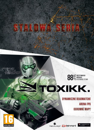 TOXIKK - wersja cyfrowa
