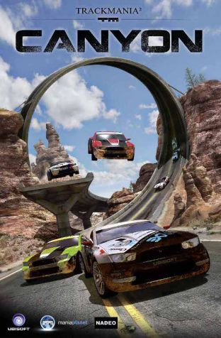 Trackmania 2: Canyon - wersja cyfrowa