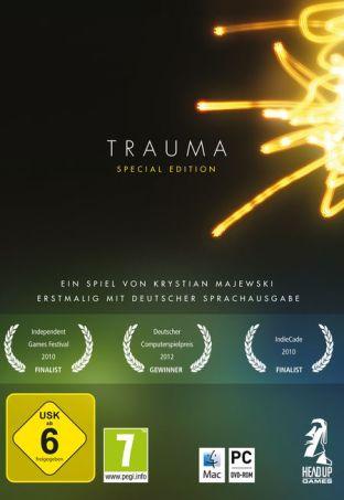 Trauma - wersja cyfrowa