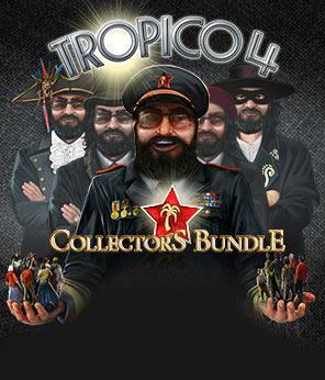 Tropico 4: Collectors Bundle - wersja cyfrowa