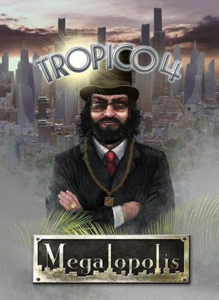 Tropico 4: Megalopolis DLC - wersja cyfrowa