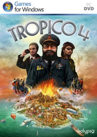 Tropico 4 - wersja cyfrowa