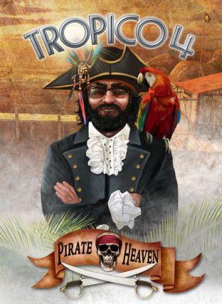 Tropico 4: Pirate Heaven DLC - wersja cyfrowa