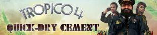 Tropico 4: Quick-dry Cement DLC - wersja cyfrowa