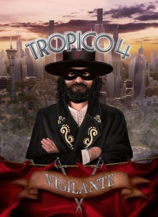 Tropico 4: Vigilante DLC - wersja cyfrowa