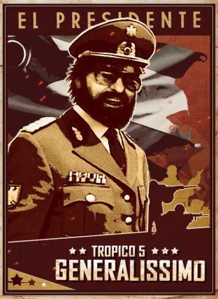 Tropico 5: Generalissimo DLC