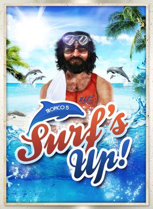 Tropico 5: Surfs Up! - DLC