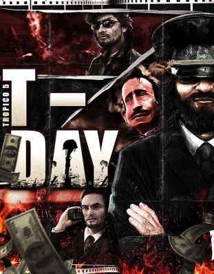 Tropico 5: T-Day - DLC