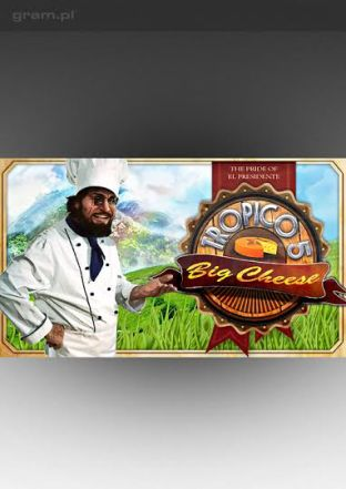 Tropico 5: The Big Cheese DLC