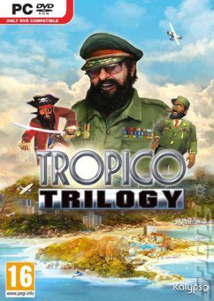 Tropico Trilogy - wersja cyfrowa