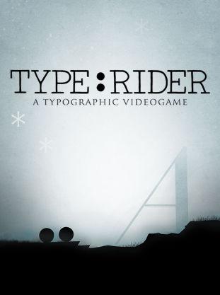 Type Rider - wersja cyfrowa