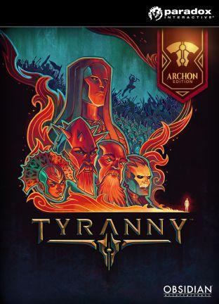 Tyranny - Archon Edition - wersja cyfrowa