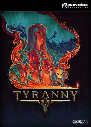 Tyranny - Commander Edition - wersja cyfrowa