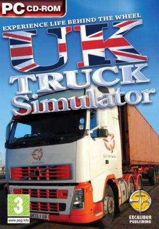 UK Truck Simulator - wersja cyfrowa