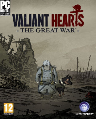 Valiant Hearts: The Great War - wersja cyfrowa