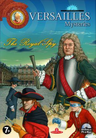 Versailles Mysteries: The Royal Spy - wersja cyfrowa