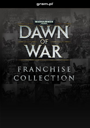 Warhammer 40,000: Dawn of War 1 & 2 Franchise Collection - wersja cyfrowa