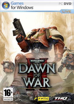 Warhammer 40,000: Dawn of War II - wersja cyfrowa
