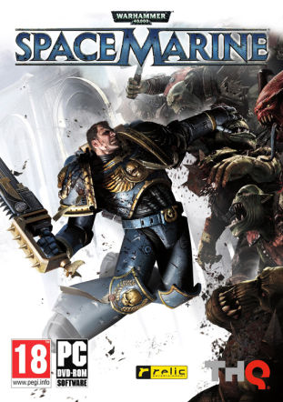 Warhammer 40,000: Space Marine - wersja cyfrowa