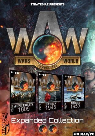 Wars Across The World - Expanded Edition - wersja cyfrowa