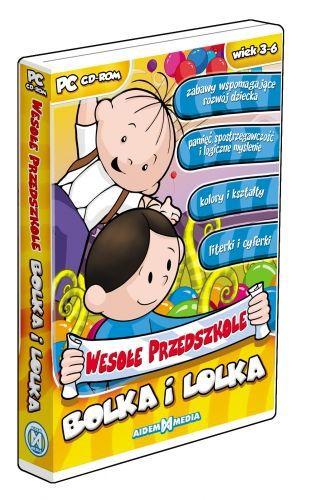 Wesołe przedszkole Bolka i Lolka - wersja cyfrowa