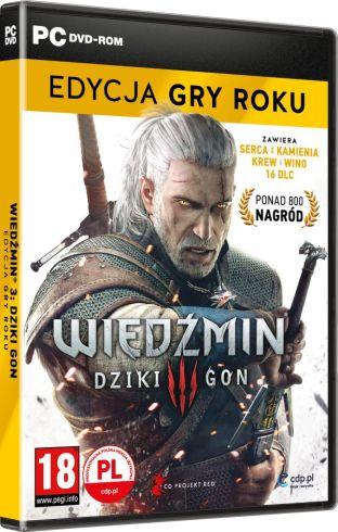 Wiedźmin 3: Dziki Gon - GOTY - Edycja Gry Roku - wersja cyfrowa