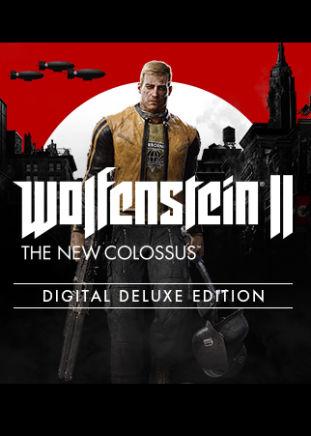 Wolfenstein II: The New Colossus - Digital Deluxe Edition - wersja cyfrowa