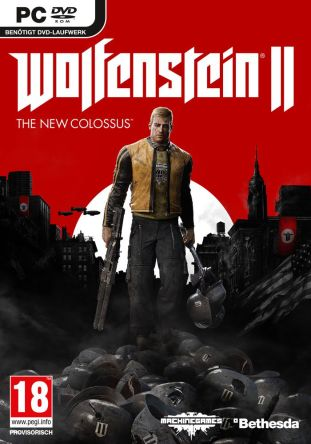 Wolfenstein II: The New Colossus - Digital Deluxe Edition - wersja cyfrowa
