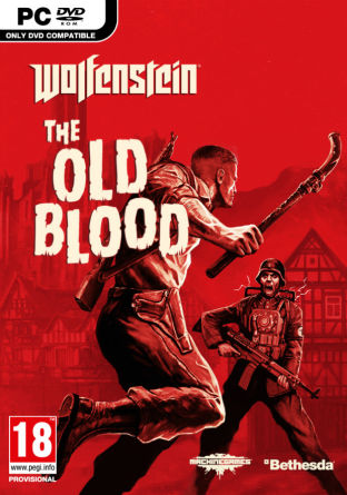 Wolfenstein: The Old Blood - wersja cyfrowa