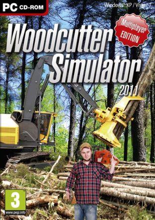 Woodcutter Simulator 2011 - wersja cyfrowa